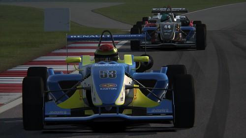 International Formula series 3 mod