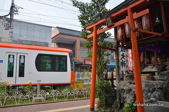 都電荒川線三ノ輪橋駅