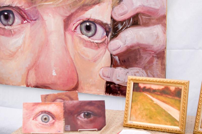 eyes portraits