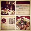 Enjoyed #thelivingroom in #dunedin during #restaurantweek #foodie #tampabay
