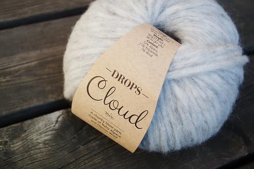 Drops yarn