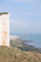 a cliffy view of Beachy Head
