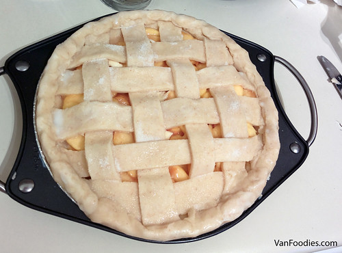 Peach Pie (Before)