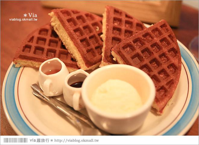 【台中夜景餐廳推薦】台中龍貓夜景~MITAKA 3e Cafe◎大推薦的台中約會地點♥ 47