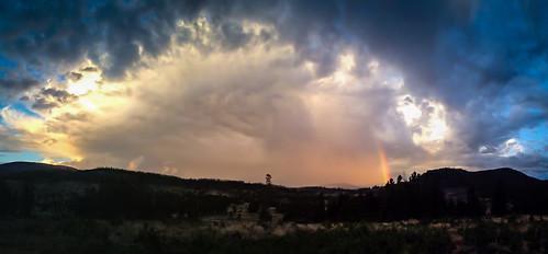 usa clouds sunrise colorado unitedstates bestofcolorado