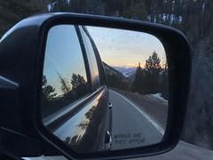 Until next time.   #colorado #mountains #myhappyplace #backtoreality