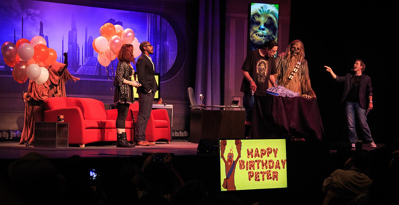 Happy Birthday Peter Mayhew!!!