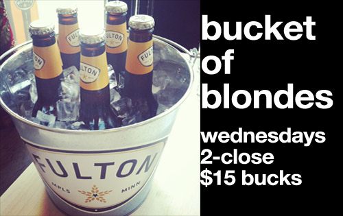 wednesday beer special