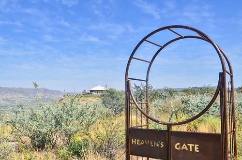 Vingerklip lodge, Namibia