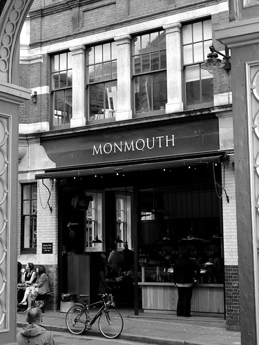 Kaffeeklatsch: Monmouth Coffee @ Borough Market (London)