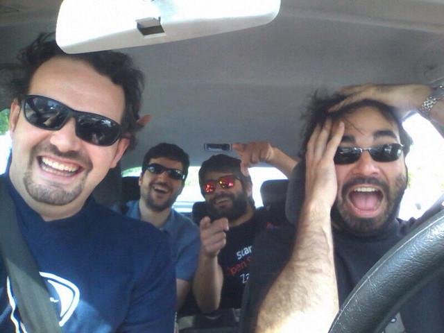 Saliendo hacia Salamanca
