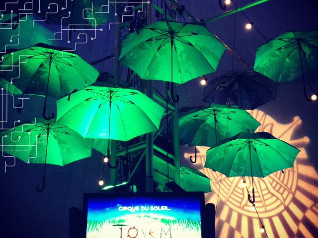 Espetáculo do Cirque du Soleil