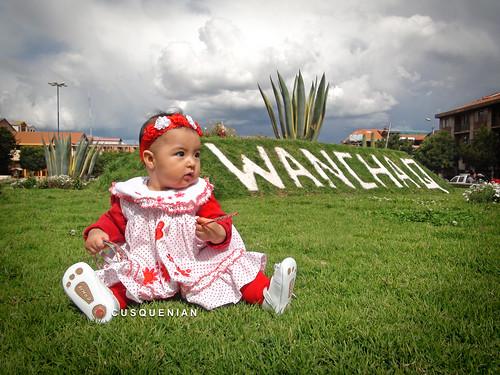 WANCHAQ, una niña de los Andes