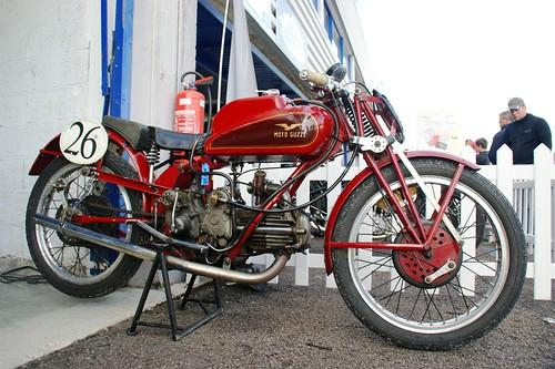 Moto Guzzi 500 Condor 1939 (Flavio Mellano)