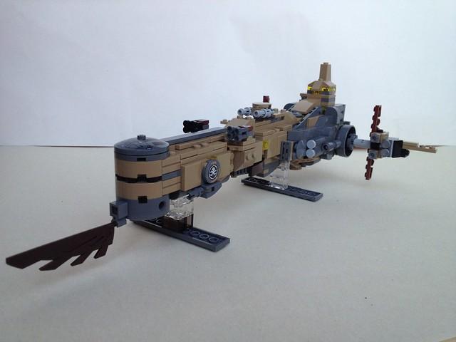 J'nai'tk-class Light Cruiser