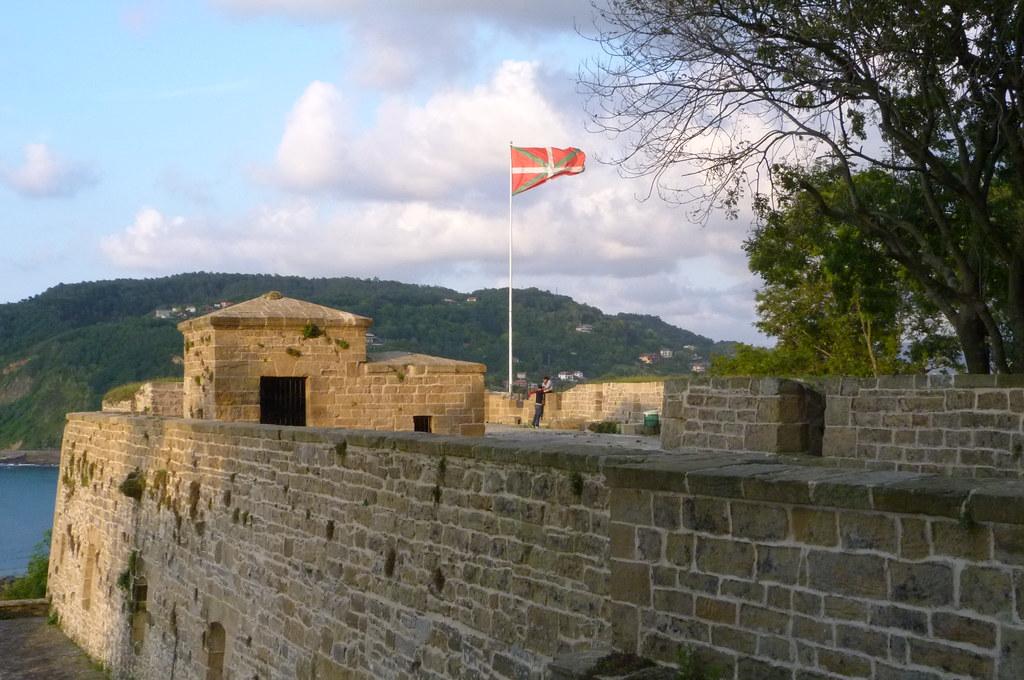 Castillo de la Mota, Monte Urgull - Donostia (Guipúzcoa, País Vasco/ES)