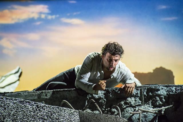 Jonas Kaufmann as Chevalier des Grieux in Manon Lescaut, The Royal Opera © ROH / Bill Cooper 2014