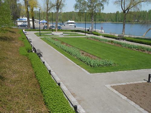 Ystävyydenpuisto, Hämeenlinna 19.5.2014