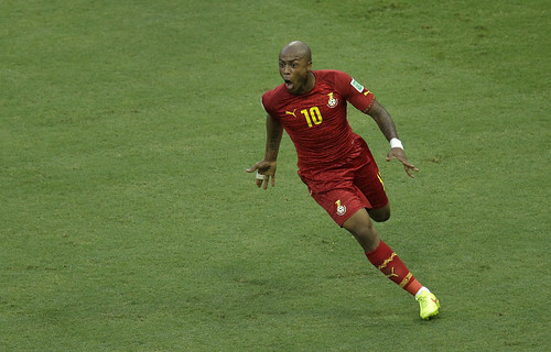 APTOPIX Brazil Soccer WCup Germany Ghana