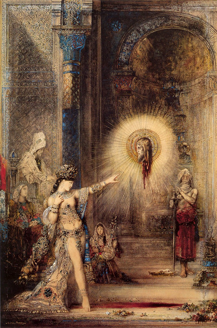 L'apparizione - Gustave Moreau (1876)