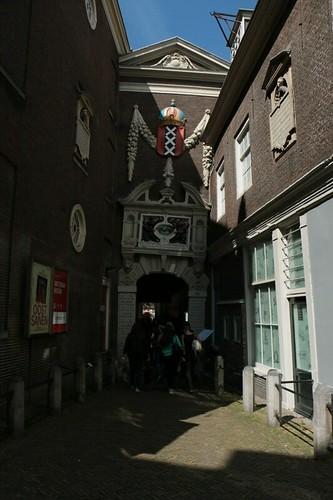 Museo Storico di Amsterdam: esterni