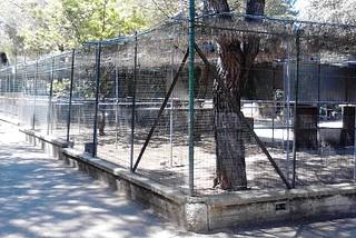 Noicattaro. Parco comunale interno