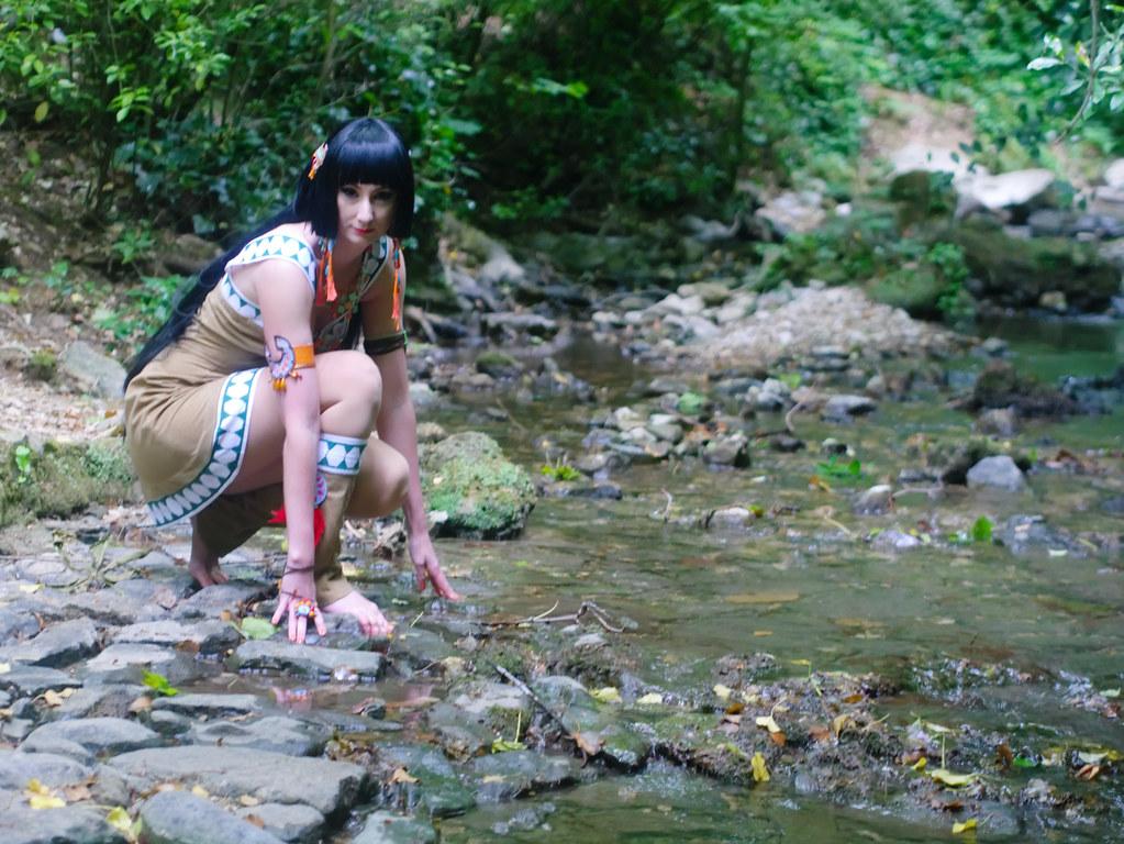 related image - Shooting Yuuko Ichihara - XxxHOLiC -  Vallée de Saint Pons - 2014-05-25- P1850592
