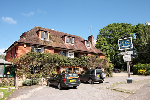 The Five Bells Inn West Chiltington West Sussex UK