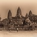 Angkor_wat - Classic view by digithief