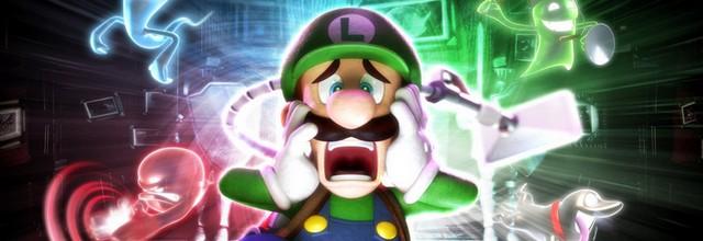 Luigi's Mansion 2 - ahhh
