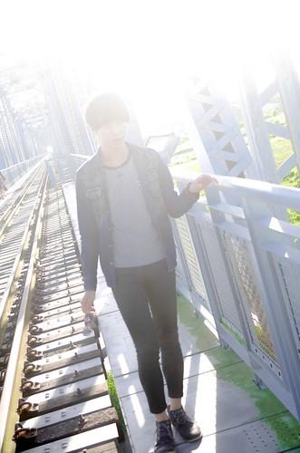 舊鐵橋 復古男爵 LR作品