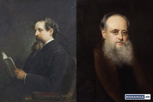 Charles Dickens and Wilkie Collins