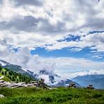 Un bagno a 2.365 mt.: Lago della Manica ( orsiera Rocciavrè)  13/07/2014 (ITALY)