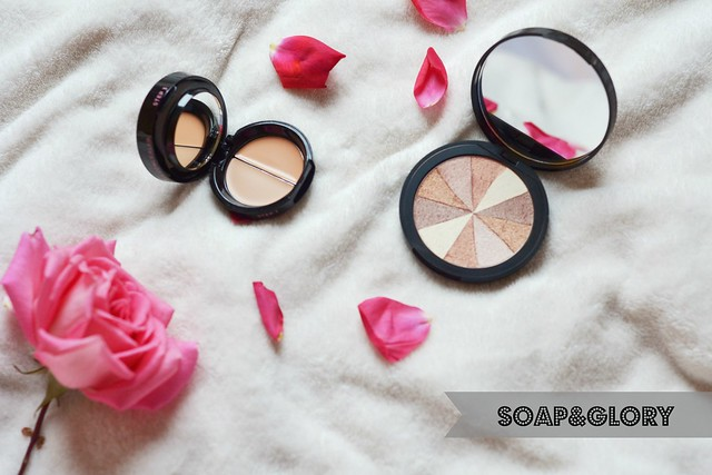 Soap and Glory products review