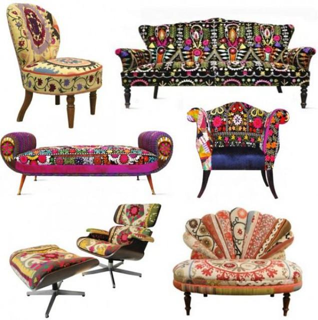 3 ideas geniales para reciclar los muebles de tu casa sin - Sillones vintage retro ...