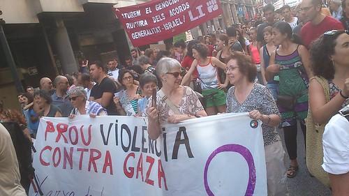 Solidaritat amb Palestina #GazaUnderAttack #FreePalestine #Proucomplicitat