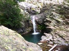 Retour au Fer-à-Cheval : la cascade de Radule
