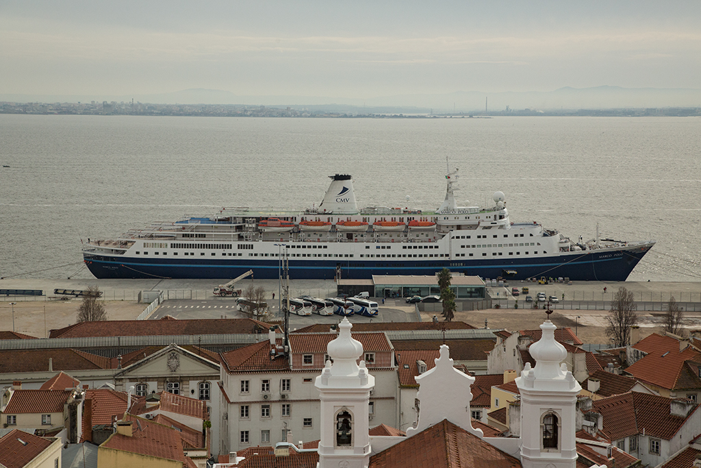 Marco Polo in Lisbon 2014-01-10