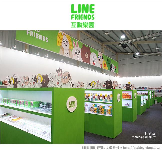 【台中line展2014】LINE台中展開幕囉!趕快來去LINE FRIENDS互動樂園玩耍去!(圖爆多)71