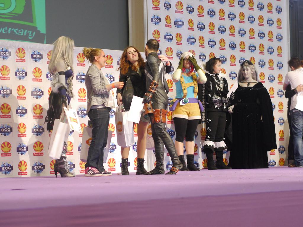 related image - Remise des Prix Sélections ECG - Dimanche - Japan Expo 2014 - P1880315