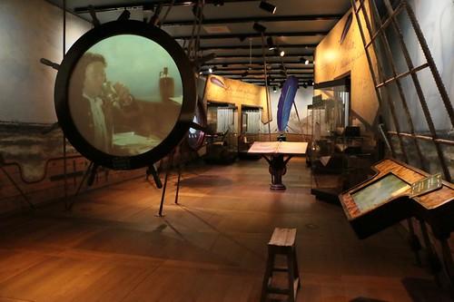 Museo Navale Olandese: una delle sale
