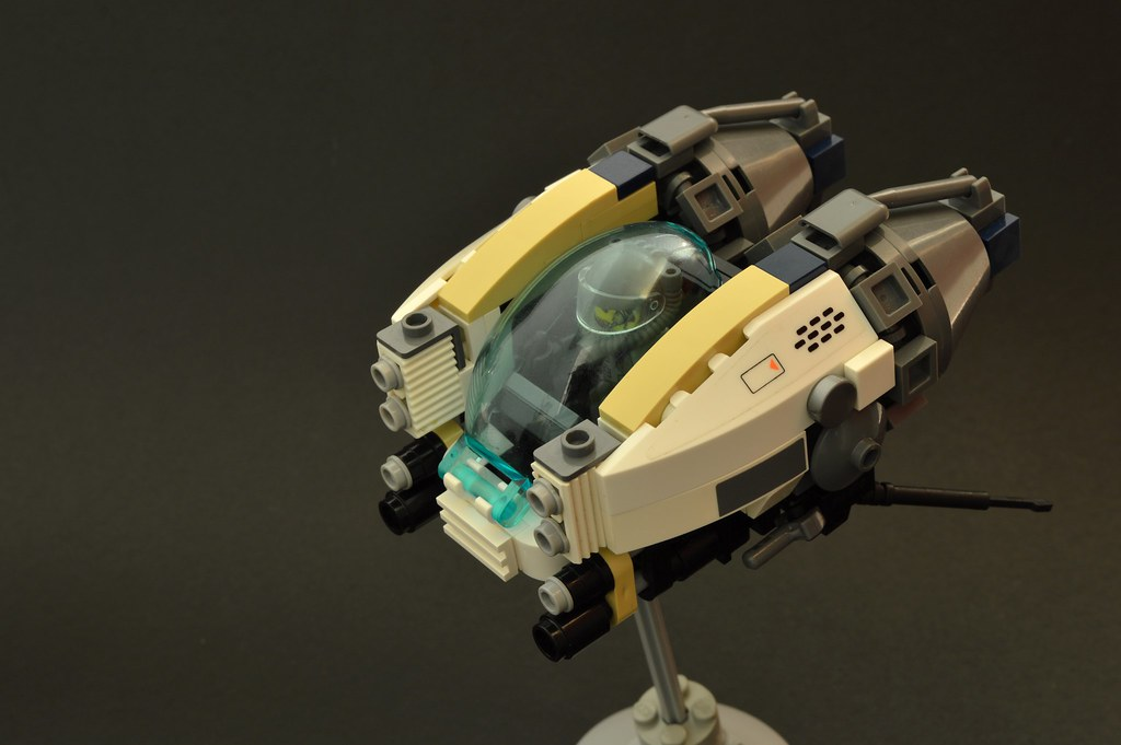 ST-5 NOVA (custom built Lego model)