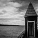 Small photo of Moomin Too-Ticky's Bathing House B&W