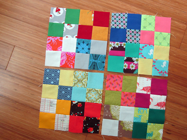 The Purge quilt tutorial