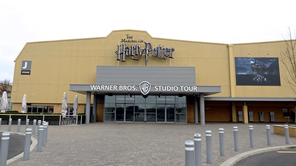 The Making of Harry Potter. Warner Bros Studio Tour. London.