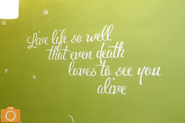 Urban Farm wall quote 2