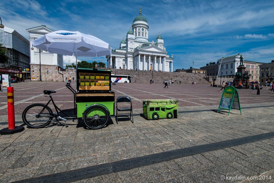 В Хельсинки на выходные