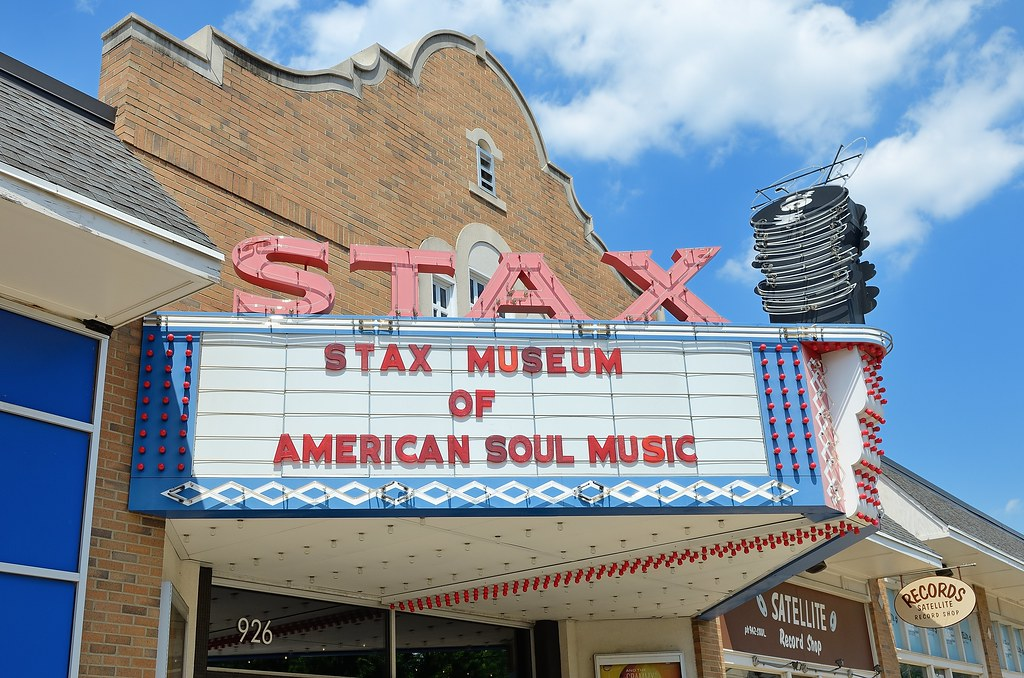 Stax Museum Marquee