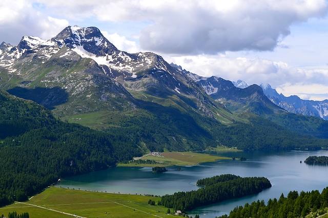 озеро Зильс