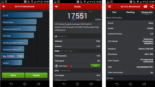 FonePad Note 6 hay Xperia M2 sẽ chiếm ưu thế ? - 28432